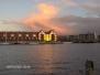 Solnedgang, Frederikssund Havn