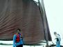 Sommerflid med nye sejl i 2003