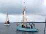 Træf Fjordens Træbåde 2013 i Rørvig.